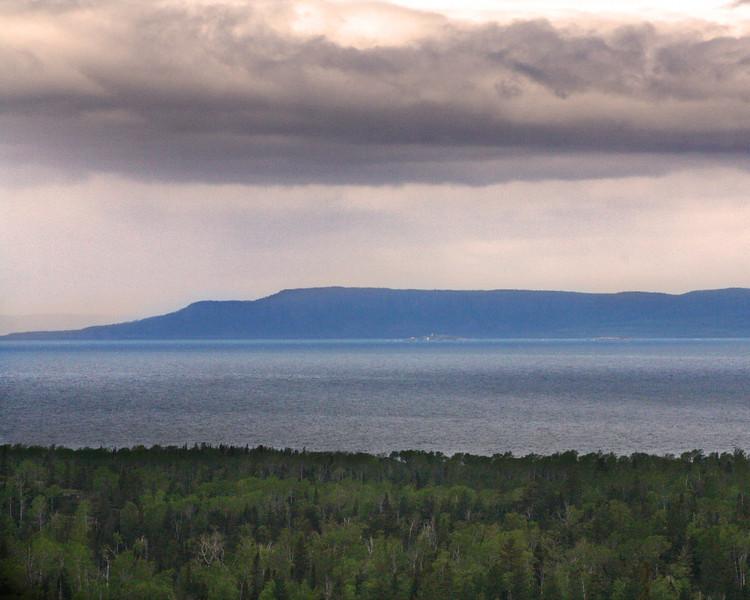 """Isle Royale National Park: Alex, 17 - """"Sleeping Giant"""""""