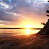 "Apostles Islands National Lakeshore: A.J., 17 - ""Apostles Sunset"""