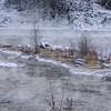 Frozen Kootenai River