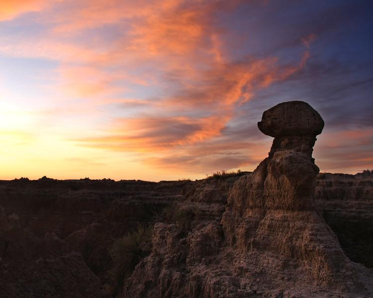 "Badlands National Park: Clayton, 17 - ""Standing Tall"""