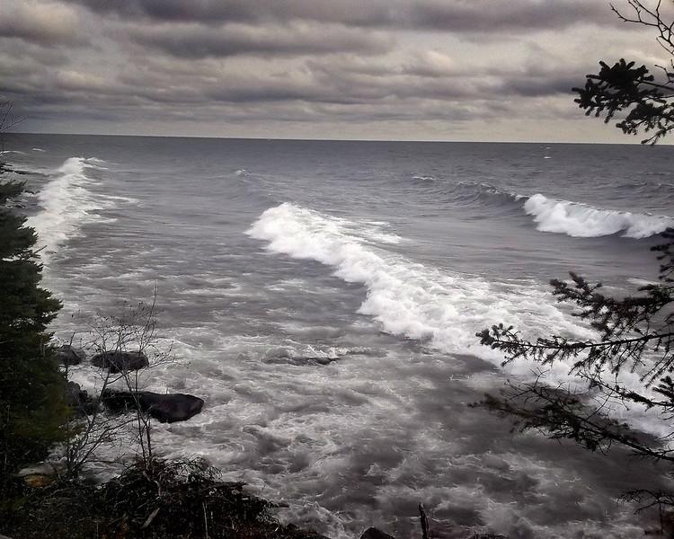"North Shore of Lake Superior: Brandon, 16 - ""Superior Storm"""
