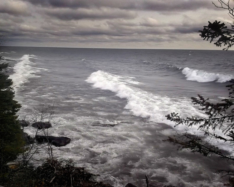 "North Shore of Lake Superior: Brandon, 16 - ""Superior Storm"""