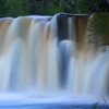 "In a New light: Michigan Upper Peninsula  - Kyle, 16 - ""Bond Falls"""