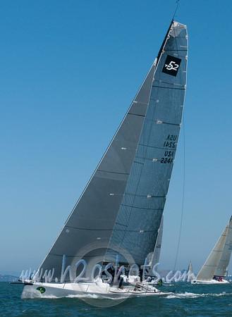 2011 Big Boat Series Day 1