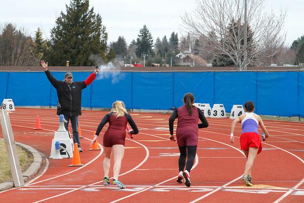Ike Jamboree - 4x100m, 4x400m & Sprint Medley Relays