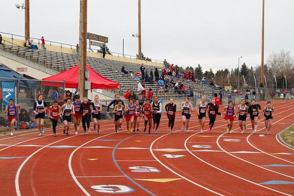 Ike Jamboree - 600m, 1000m & 2000m Runs