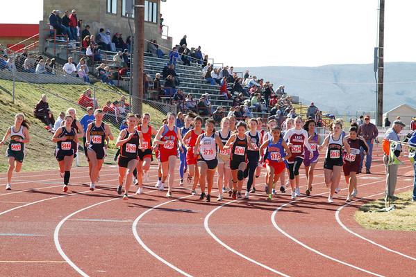 Papa Wells - 800m, 1600m & 3200m Runs