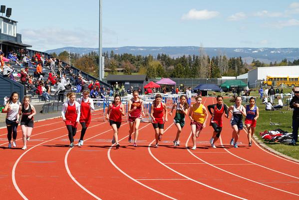Jewett Invite - 800m, 1600m & 3200m Runs