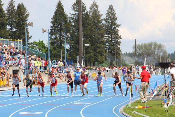 2011 Regionals - 1600m Run