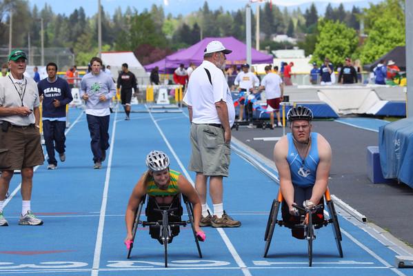 2011 Regionals - 3200m Run