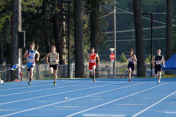 2011 Regionals - 400m Dash