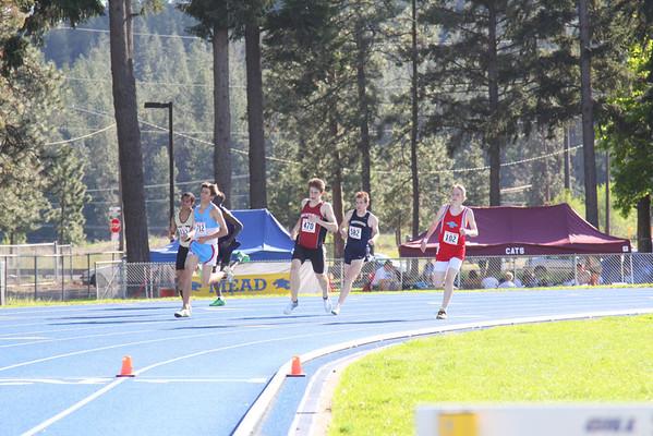 2011 Regionals - 800m Run