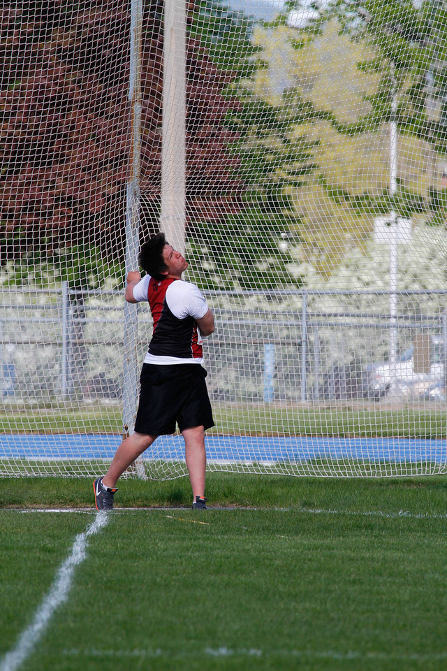 2011 Regionals - Discus, Shot & Javelin