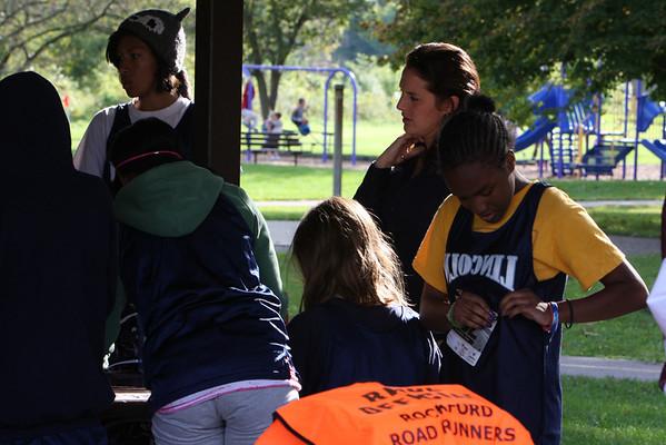 2011 - Wildcat Middle School Meet