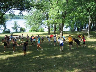 2011 Wildcat Running Camp