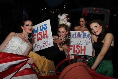 3rd Annual Bastille Day @ Fish 7/14/2011