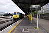 218 isn't forming the 1715 to Newbridge sadly. It is about to depart back to Inchicore after bringing several drvers down from Inchicore to work evening services ex Heuston. Fri 15.04.11