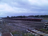 The Muck train stabled at Portarlington. Fri 01.04.11