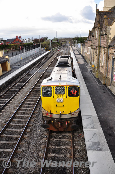 075 at Kildare.  Sat 02.04.11