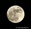 A full Moon on Sunday 17th April 2011