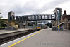 22016 arrives at Portarlington with the 1505 Galway - Heuston. Thurs 14.04.11