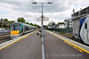 After reversing direction in the check siding, 22006 arrives into Killarney Station. Sun 17.04.11