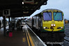 229 arrives at Limerick Jct with the 1400 Heuston - Cork. Sat 31.12.11
