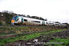 22034 is pictured at Killeen between Killarney and Farranfore with the 0825 Heuston - Tralee. Sun 11.12.11
