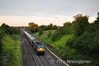 209 returned to Cork on the 2100 from Heuston. It is pictured passing the Hot Box Detector at Cherryville. Tues 12.07.11