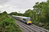 22039 passes Hopes Bridge at Kilmullen between Portarlington and Monastervin with the 1745 Westport - Heuston. Thurs 07.07.11