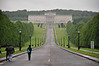 Northern Ireland Parliament Buildings at Stormont, Belfast. Sun 05.06.11