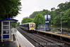 3015 arrives at Hilden with the 1645 Portadown - Bangor service. Sun 05.06.11