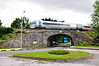 22023 passes over the Ballycasheen Road at Whitebridge on the outskirts of Killarney with the 1315 Tralee - Mallow. Sat 18.06.11