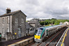 Farranfore Station with 22023 about to depart for Mallow with the 0915 from Tralee. Sat 18.06.11