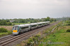 22041 passes Killavinoge at the 74mp with the 1825 Thurles - Heuston Girl Guides Special. Sat 07.05.11