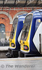 The cab fronts of 29013 and 29025 at Connolly. Sat 21.05.11