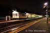 Lisburn Station at night. Mon 21.11.11
