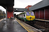 227 at Belfast Central. Mon 21.11.11