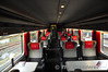 The interior of the 1st Plus Coaches used on the Dublin - Belfast route. Mon 21.11.11