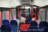 The interior of the intermediate vehicle 4501, part of 4001. Mon 21.11.11