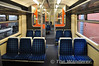 The interior of 8788 (Unit 8458) at Belfast Central. Mon 21.11.11