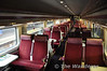 The comfortable Standard Class interior of the Enterprise Trains used on the Dublin - Belfast route. Mon 21.11.11