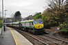 228 passes Botanic with the 1320 Dublin Connolly - Belfast Central. Mon 21.11.11