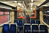 The interior of 8798 (Unit 8458) at Belfast Central. Mon 21.11.11