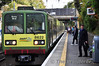 8522 + 8521 arrive at Raheny with the 1130 Howth - Bray. Sat 24.09.11