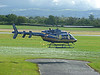 EI-RHM, the helicopter used for the trip above Dublin. Sat 27.08.11