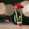 christmas mushroom toy