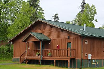 Mt. Mckinley Cabin