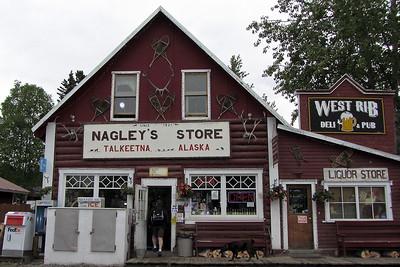 Nagley's Store - Talkeetna
