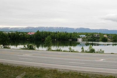 Wasilla, Alaska.  Sarah who?  See Russia?